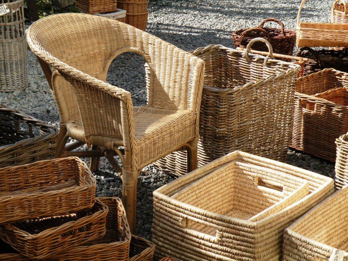 Matériaux mobilier de jardin