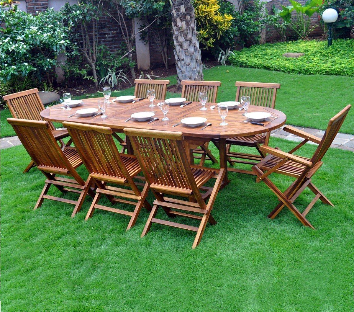 Mobilier de jardin : 3 matériaux indiqués | Compagnie21