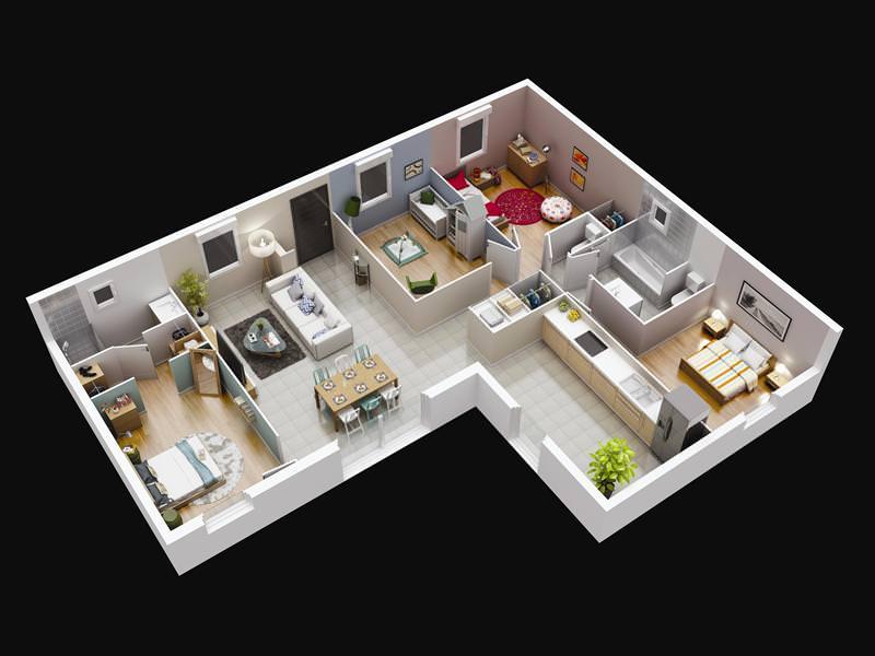 Plan De Maison Phenix. Beautiful Voici De Notre Maison With Plan De ...