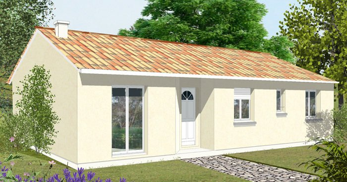 visualiser maison 70m2