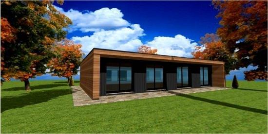 maison kit top maison. Black Bedroom Furniture Sets. Home Design Ideas