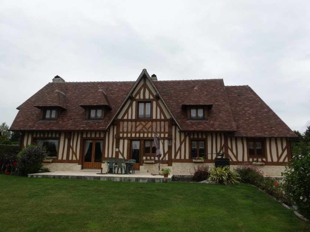 image maison normande