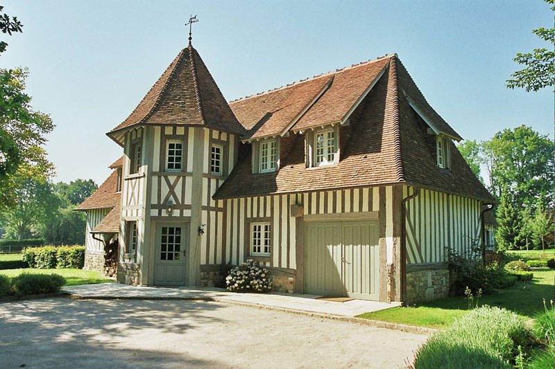 exemple maison normande