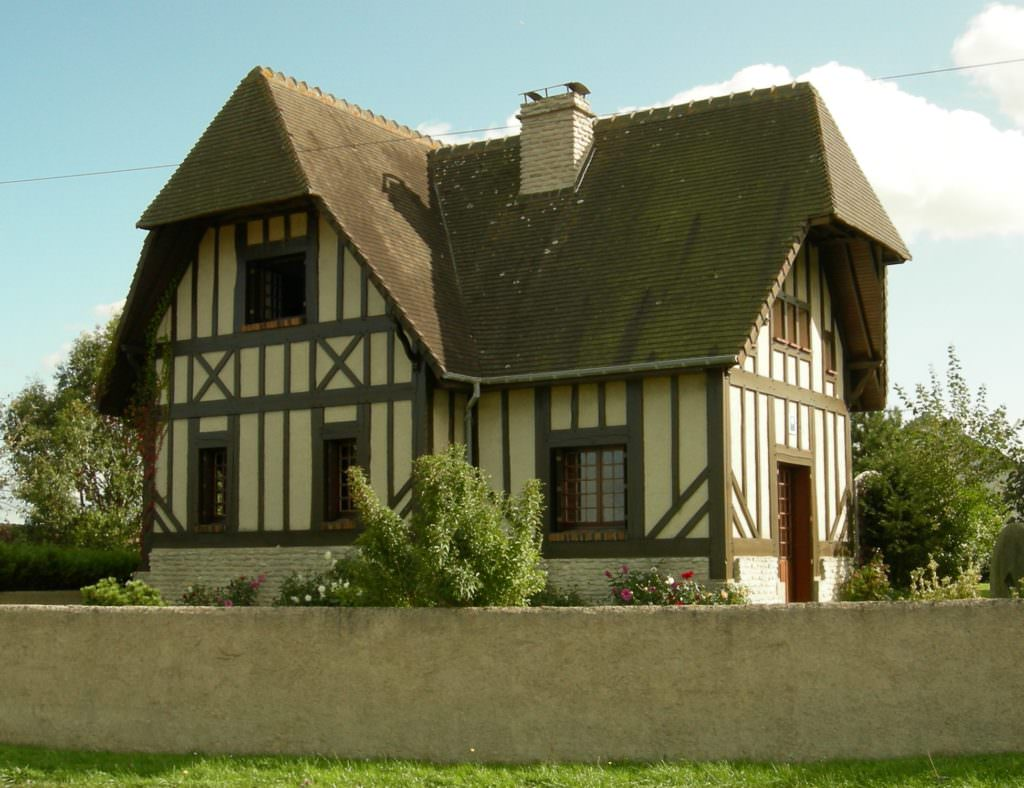 superbe maison normande