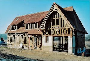 photographie maison normande
