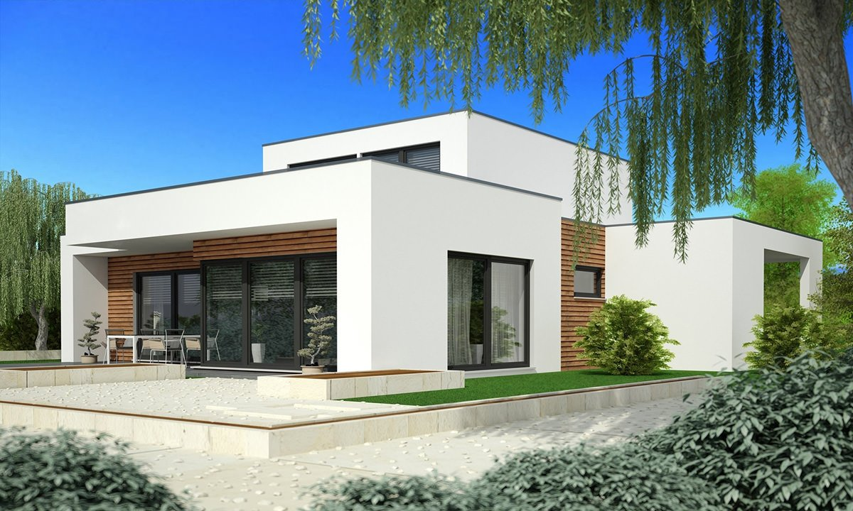 Maison ossature metallique top maison for Planimetrie ville moderne