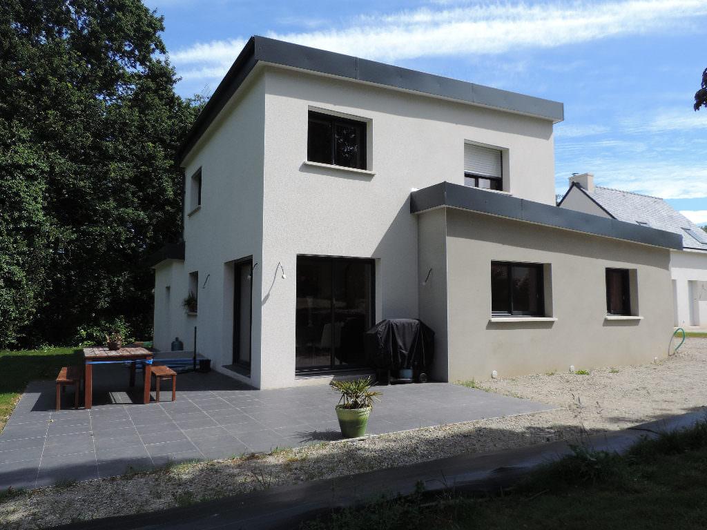 image maison 110m2