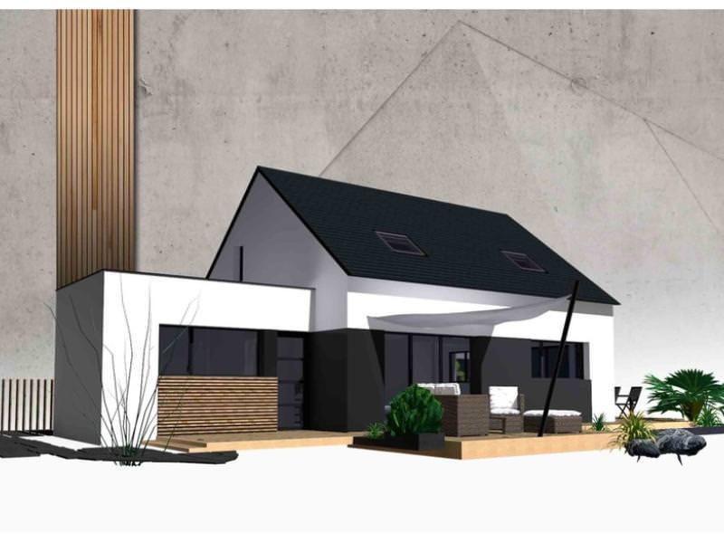 Maison 110m2 top maison for Maison contemporaine 110m2