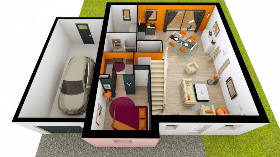 visualiser maison 110m2