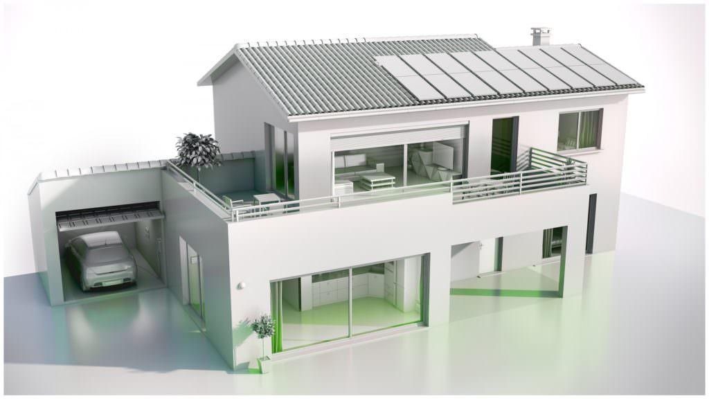 idée maison 3d