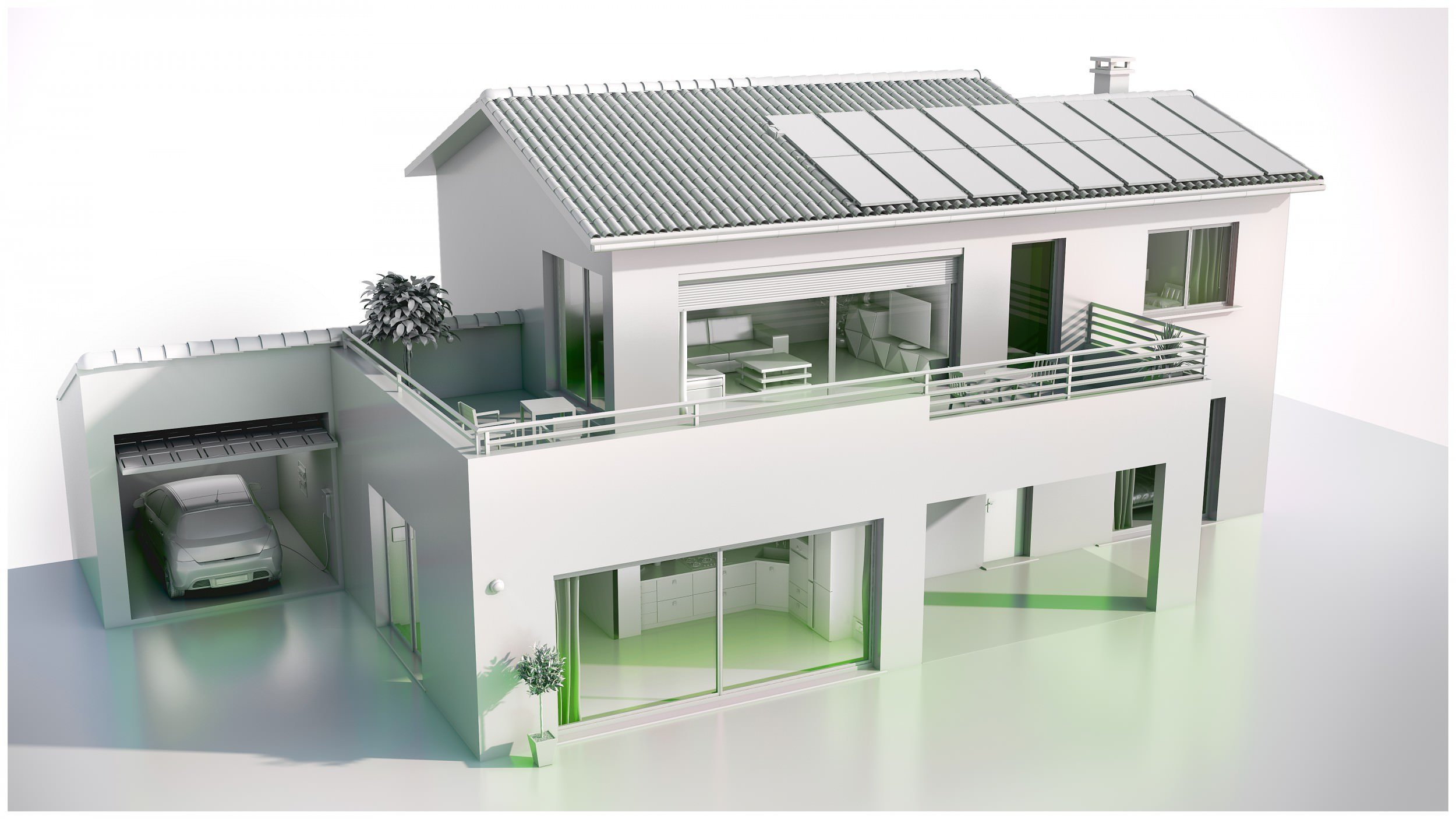 Finest plan de maison simple with de maison d with for Simulation plan maison