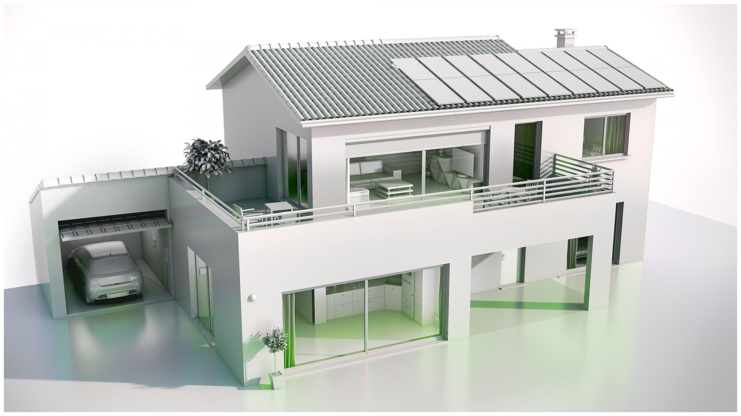 Good plan maison 3d gratuit 7 maison 3d 2 jpg