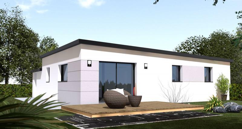 image maison 80 m2
