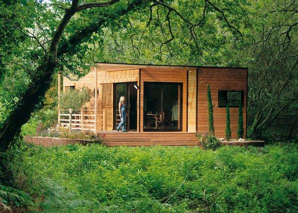 exemple maison bioclimatique