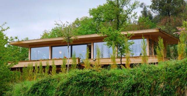 visualiser maison bioclimatique