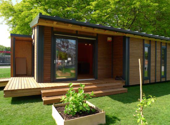 photo maison ecologique