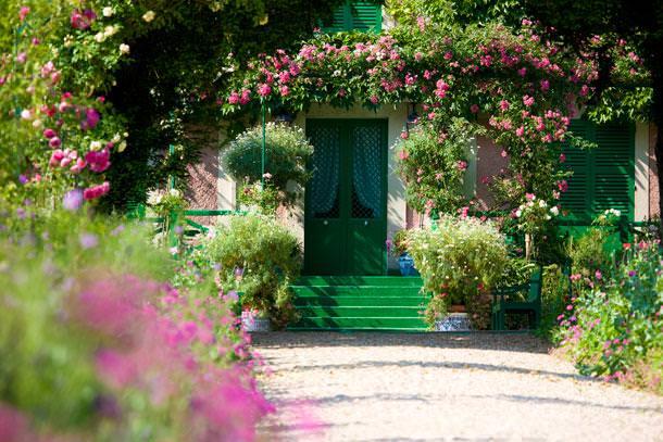 superbe maison et jardin