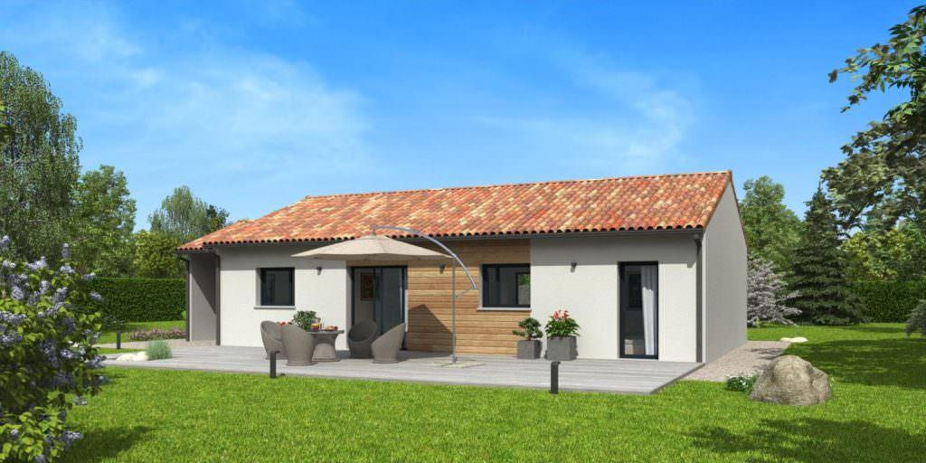 modèle maison individuelle