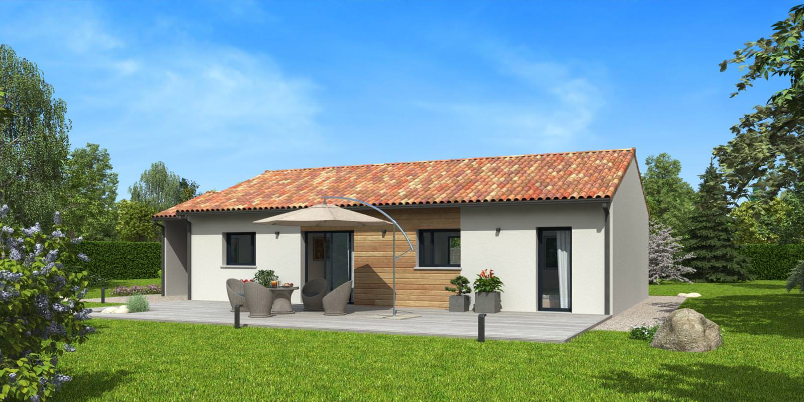 Maison individuelle top maison for Devis maison individuelle