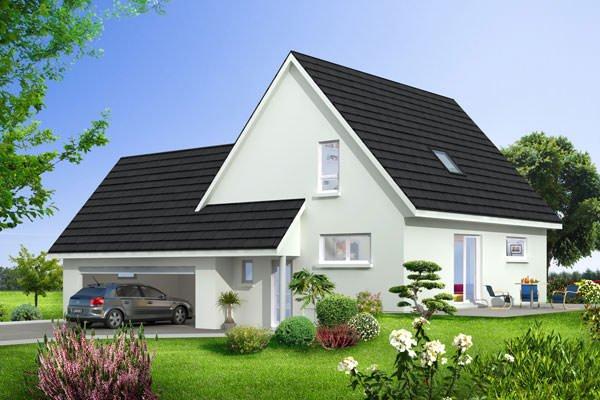 image maison individuelle