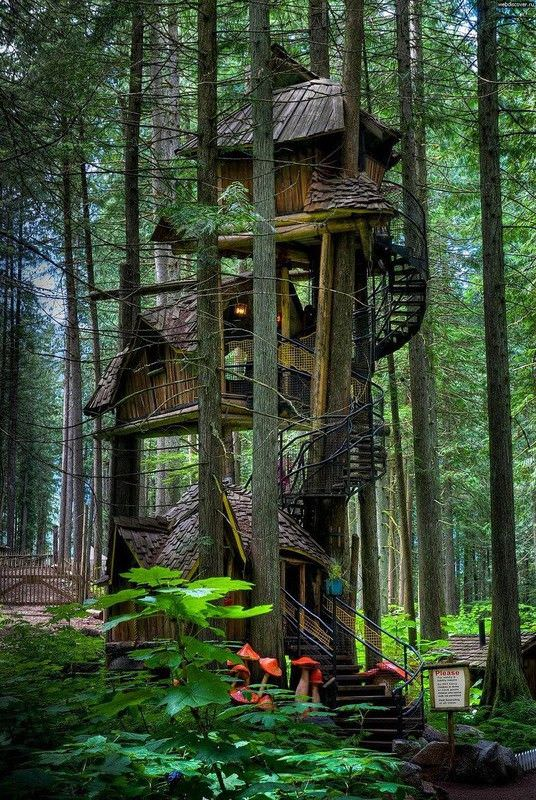 superbe maison insolite