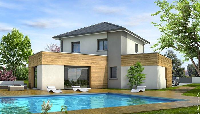 idée maison moderne
