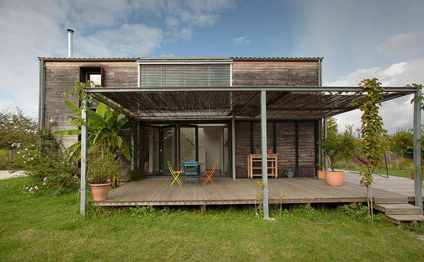 maison passive top maison. Black Bedroom Furniture Sets. Home Design Ideas