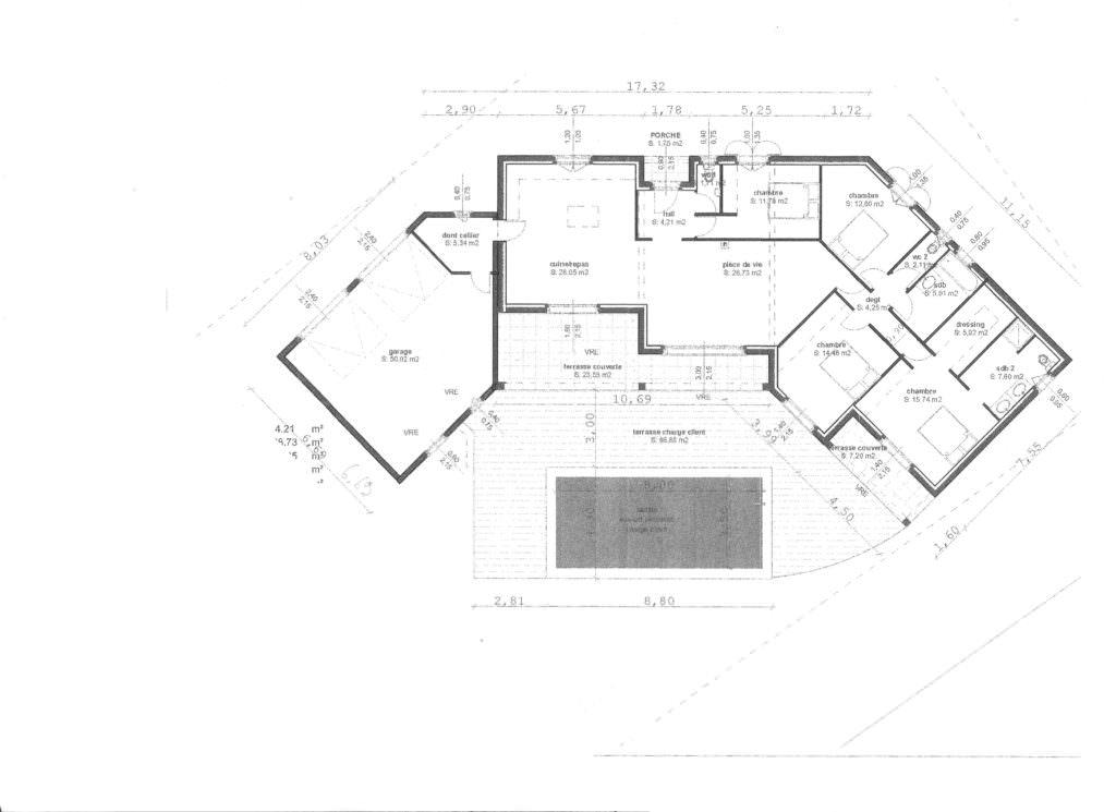 photo maison 140 m2