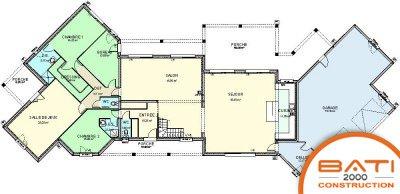 idée maison 5 chambres