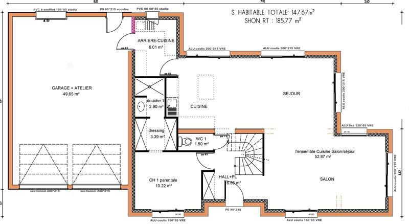 photo maison 5 chambres