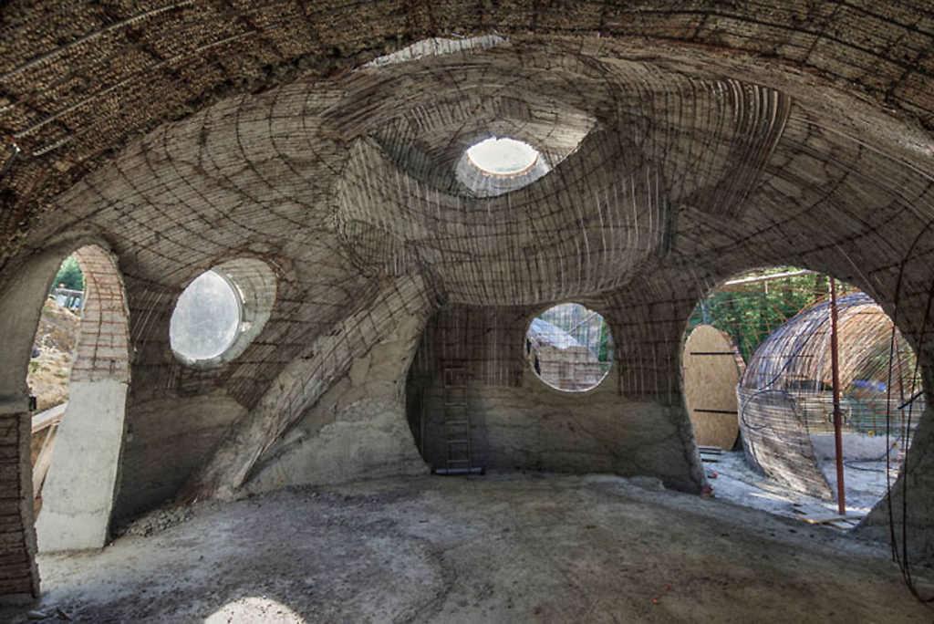 idée maison bulle