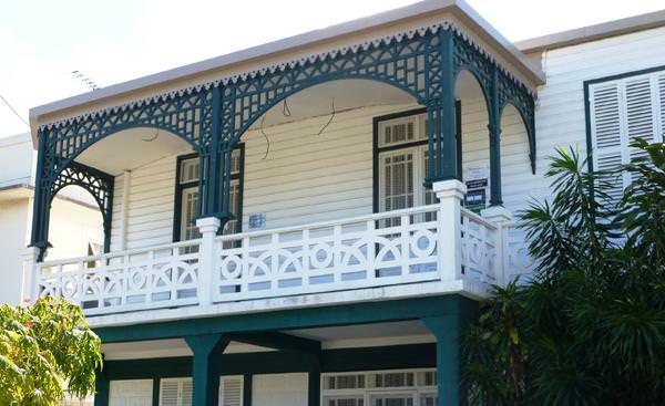 exemple maison coloniale