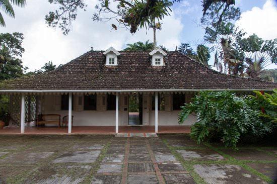 photo maison coloniale