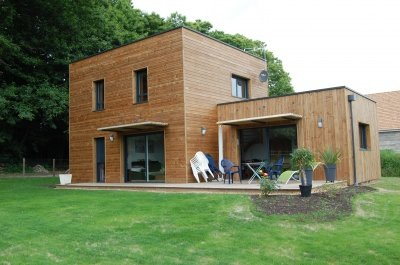 visualiser maison ossature bois