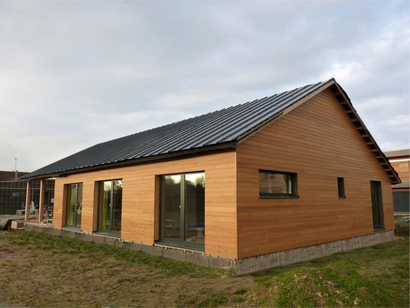 idée maison ossature bois kit
