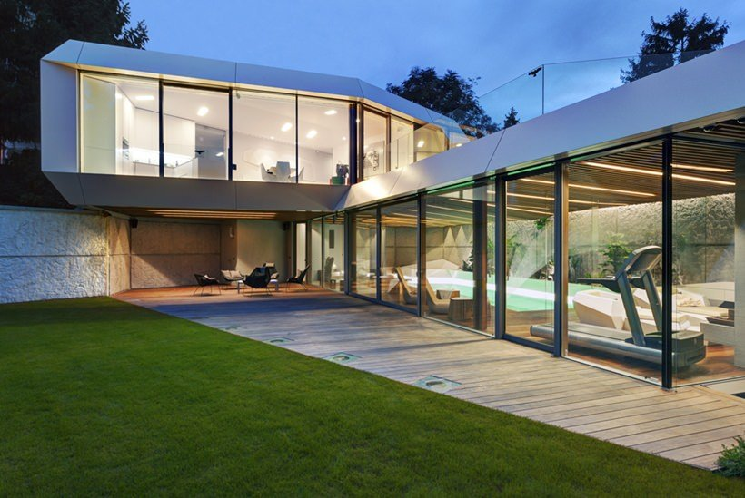maison ultra moderne top maison