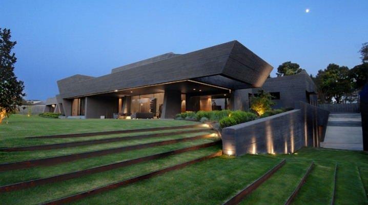 superbe maison ultra moderne