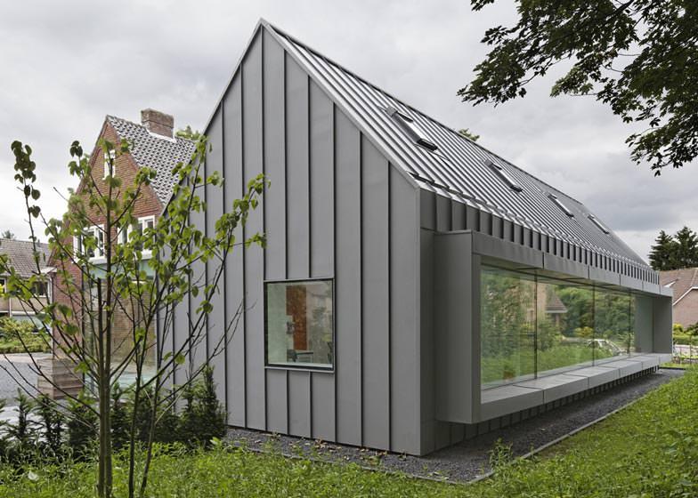 idée maison zinc