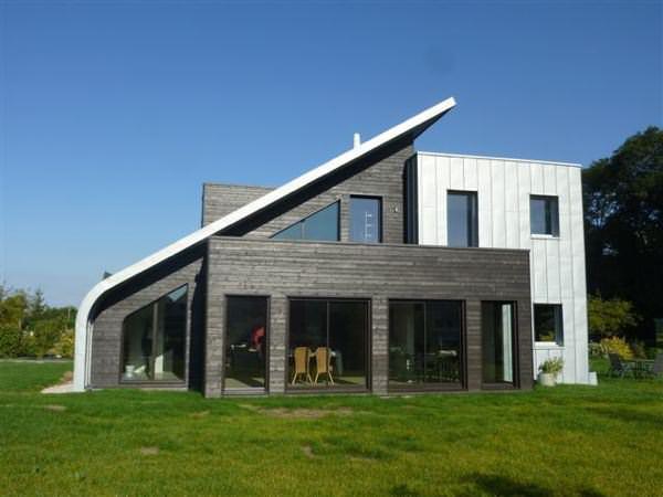 photographie maison zinc