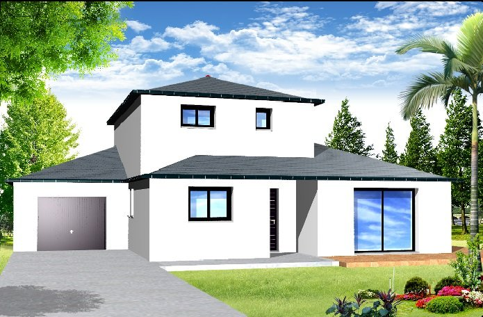 image maison 150 m2