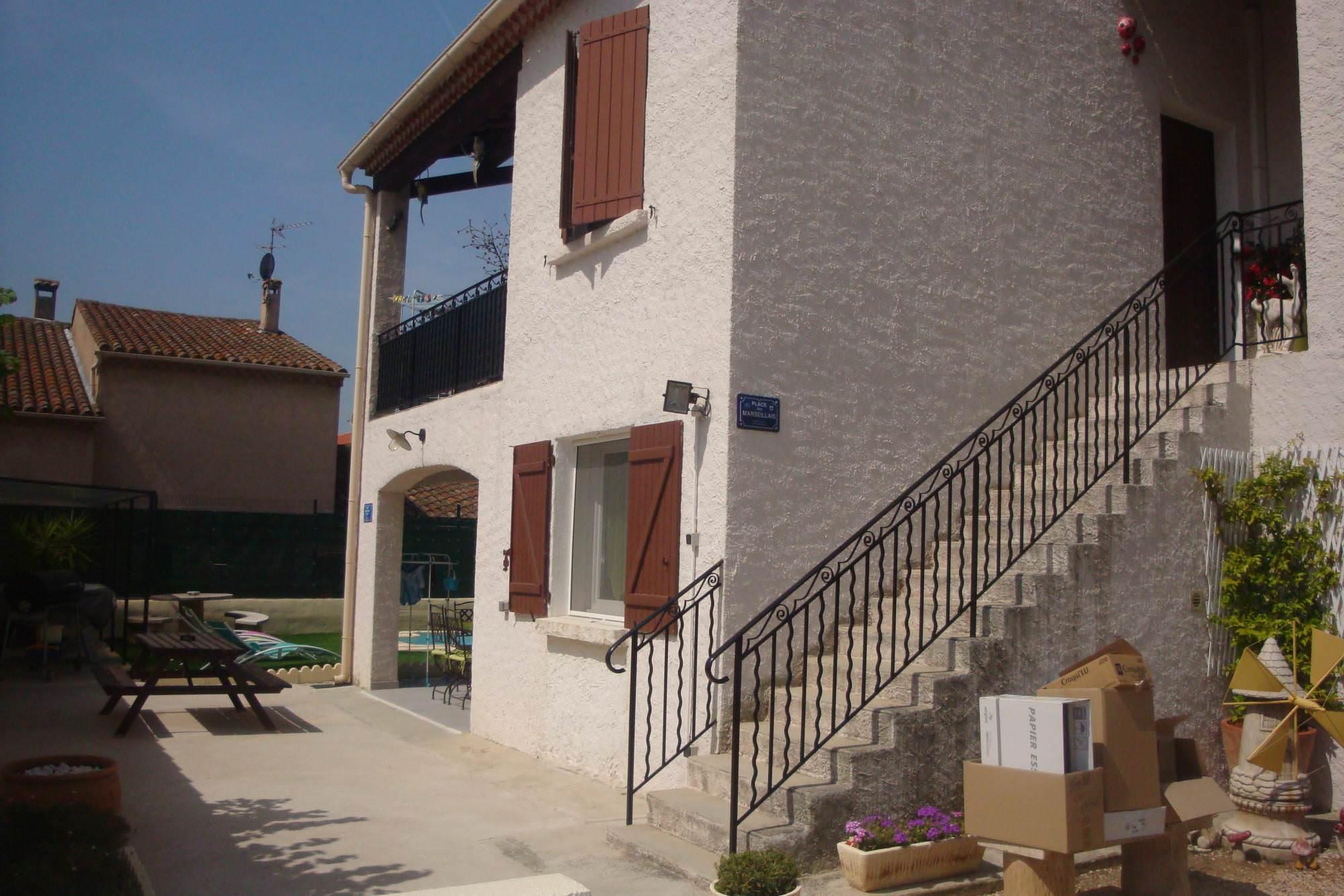 illustration maison 2 appartements