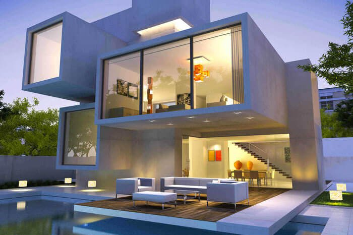 photo maison architecte