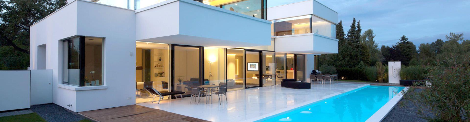 illustration maison architecte