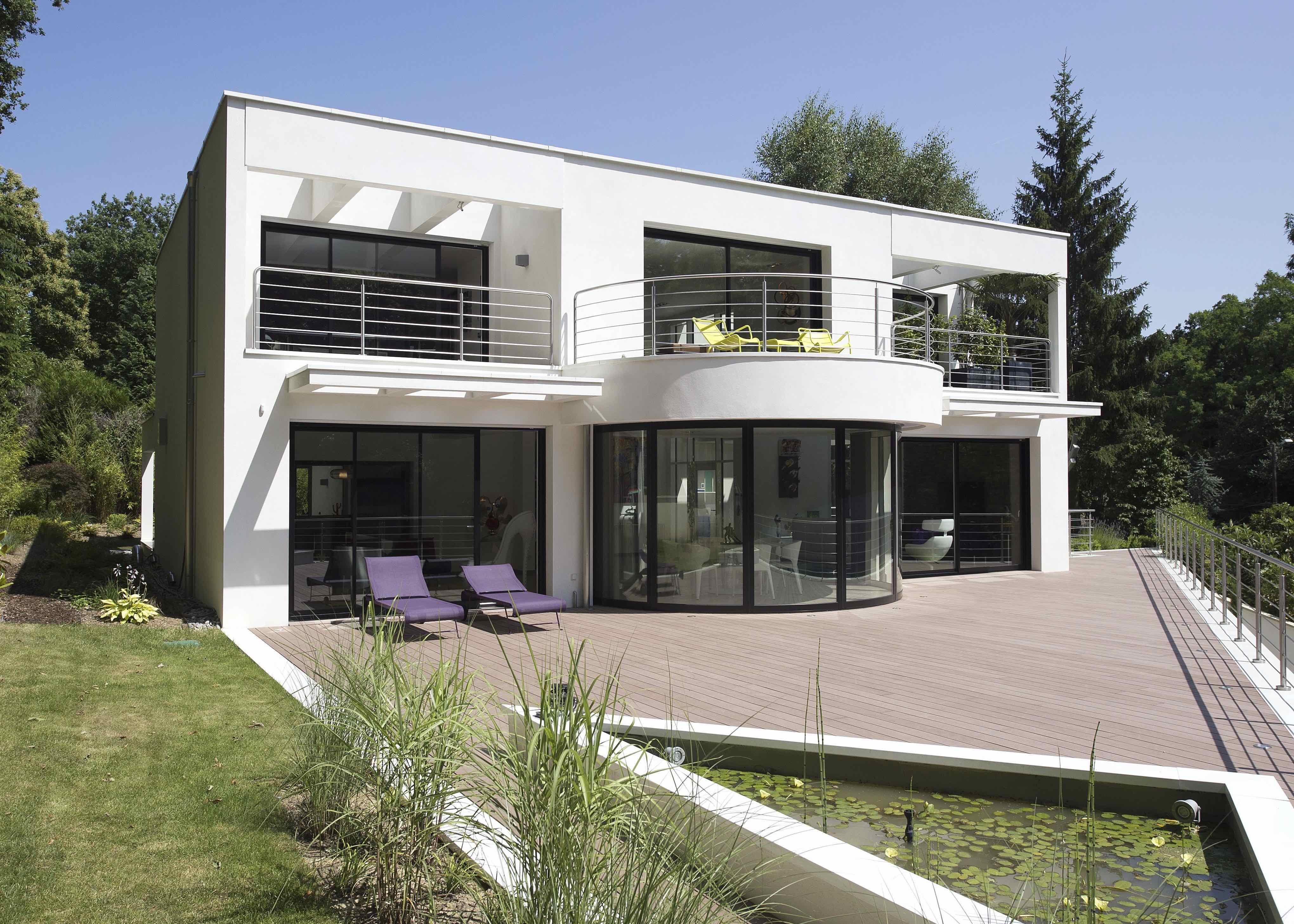 Maison architecte   Top Maison