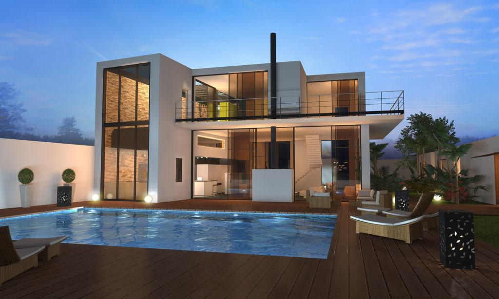 exemple maison architecte