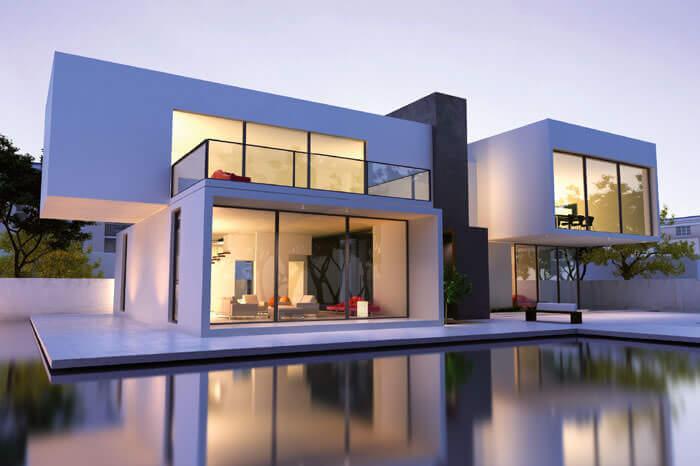 superbe maison architecte