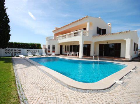 illustration maison avec piscine