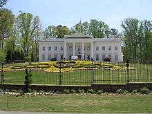 modèle maison blanche