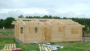 exemple maison bois kit