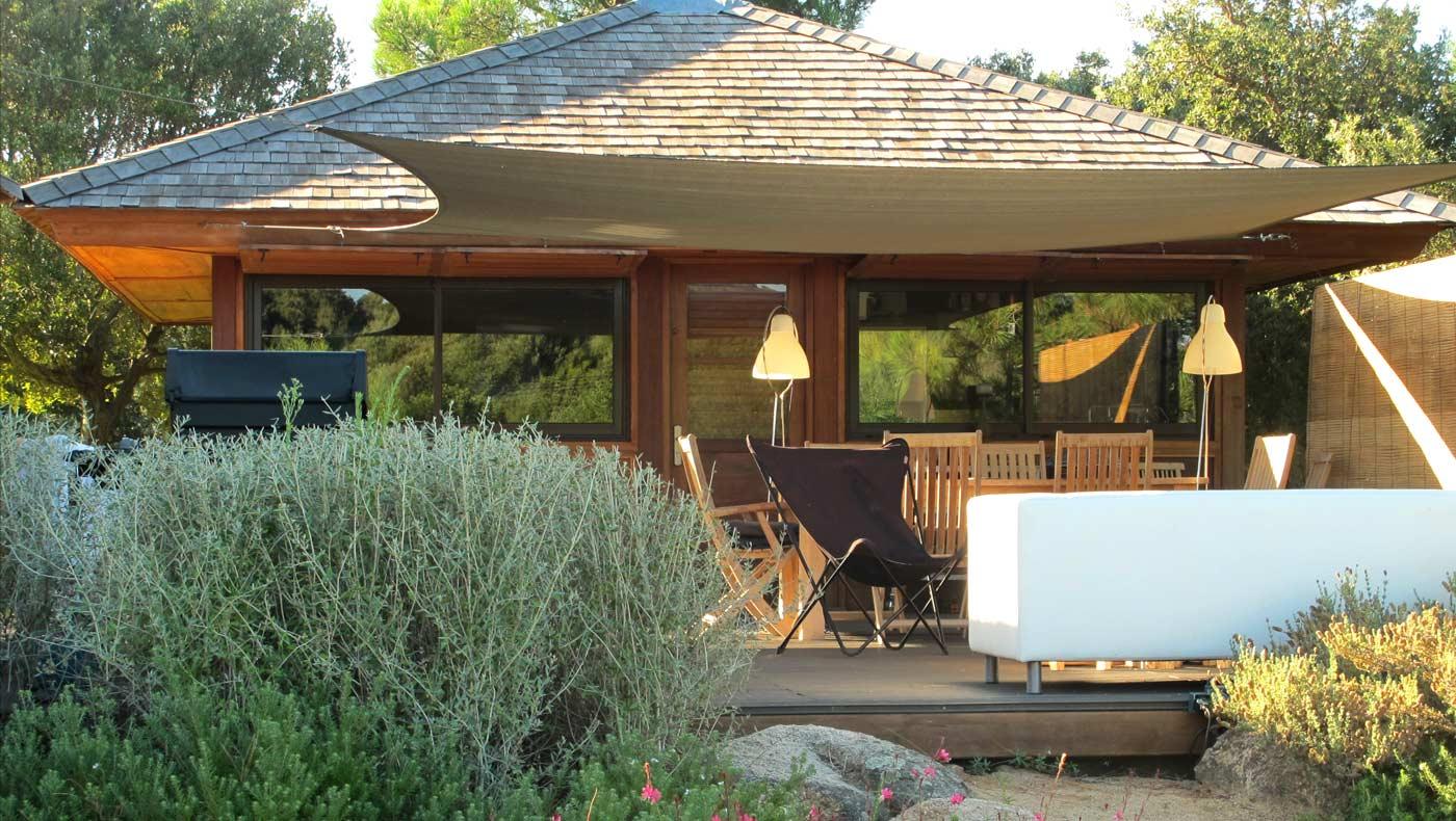 kit bois maison. Black Bedroom Furniture Sets. Home Design Ideas
